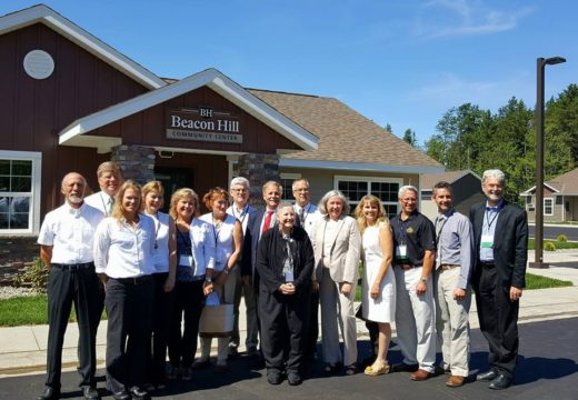 Beacon Hill project partners