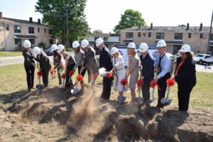 New Parkridge Groundbreaking