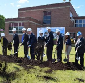 Jefferson Oaks groundbreaking